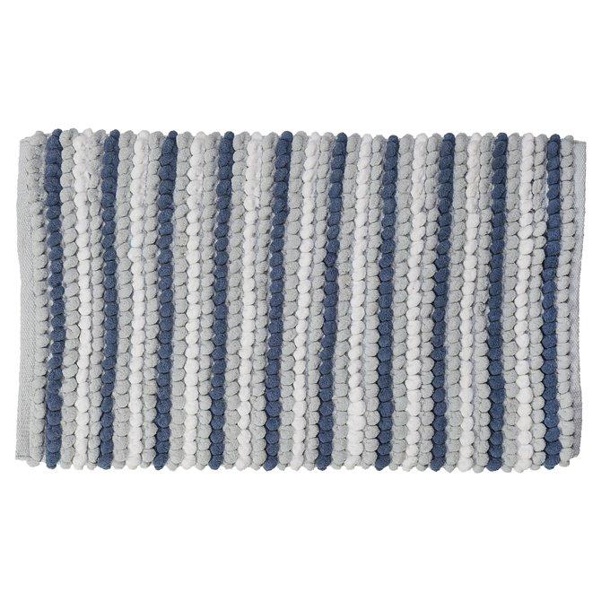 Wc Mat Sealskin.Sealskin Sealskin Bright Bath Mat Polyester 50x80 Cm Blue