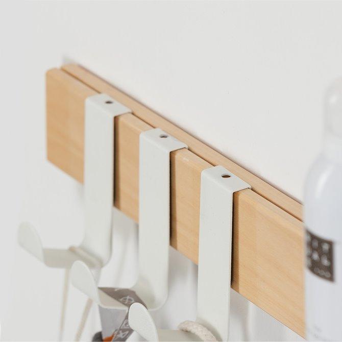 Sealskin Brix Multi-Rack eiche//weiss